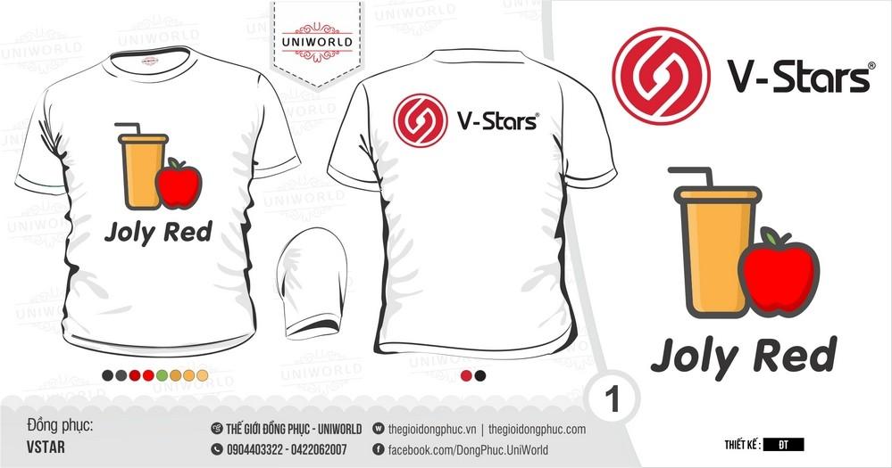 đồng phục công ty Vstar