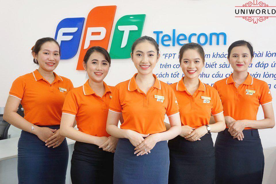 văn hóa đồng phục áo phông công ty